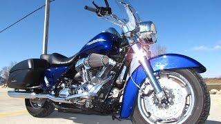 8. 2006 Harley-Davidson ROAD KING CUSTOM FLHRSI