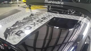 9. 2018 Mahindra Roxor Off Road UTV Turbo Diesel 4x4