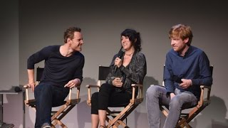 Nonton Michael Fassbender  Domhnall Gleeson And Carla Azar  Frank Interview Film Subtitle Indonesia Streaming Movie Download