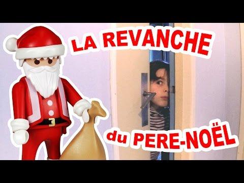 STORY TIME de NOËL - Le Père-Noël PLAYMOBIL prend sa REVANCHE 🎅