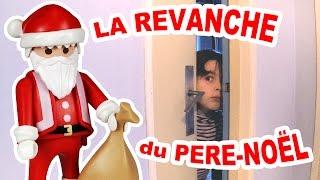 Video STORY TIME de NOËL - Le Père-Noël PLAYMOBIL prend sa REVANCHE 🎅 MP3, 3GP, MP4, WEBM, AVI, FLV November 2017
