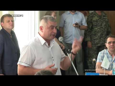 Депутати Рівнеради вирішували базарний конфлікт на сесії [ВІДЕО]