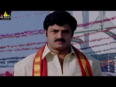 Narasimha Naidu Punch Dialogues | Balakrishna Powerful Dialogues | Sri Balaji Video