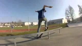 Murten Switzerland  City new picture : Skateboarding in Murten Switzerland