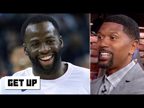 Video: Draymond Green made a 'brilliant decision' by signing a max extension - Jalen Rose | Get Up