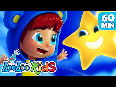 Twinkle, Twinkle, Little Star - Great Songs for Children | LooLoo Kids