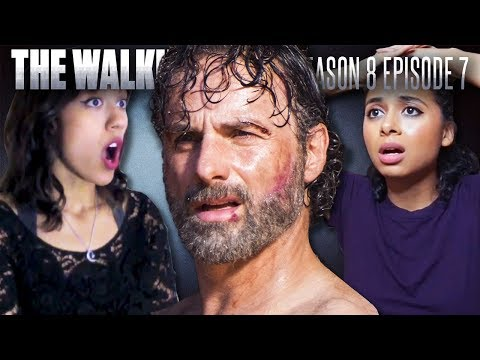 """Fans React To The Walking Dead: Season 8 Episode 7: """"Time For After"""""""