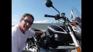 6. 2007 BMW R1200R Stock #9-5460 demo ride & walk around @ Diamond Motor Sports