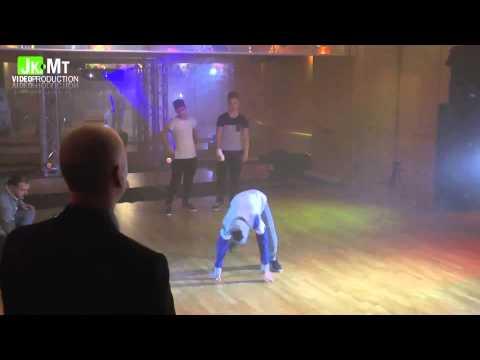 Vize-Weltmeister und Europameister im Breakdance der Altstadt-Tanzschule Jansen