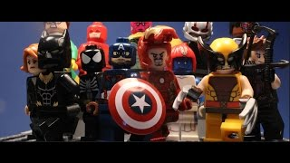 Video Lego Avengers: The Dark Ages MP3, 3GP, MP4, WEBM, AVI, FLV November 2018