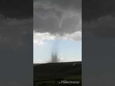 Tornado in Three Hills