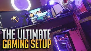 Finally, here's my Ultimate $10000 Gaming Setup & Room Tour!! Took me years to perfect this setup and still LOTS of work to go! Should I try and top this and make an ENTIRE Ultimate Gaming ROOM?!(Price is in Canadian Currency since I'm Canadian btw)Click here to get my Computer: http://ironsidecomputers.com/** NEW MERCH: http://bit.ly/2sqnsxA **PREVIOUS UPLOAD: https://www.youtube.com/watch?v=v2Gm8LnnXFE&t=25sFOLLOW MY SNAPCHAT: KIERANMAGEEFollow us on TWITTER:  https://twitter.com/AgonyFollow my Stream: https://www.twitch.tv/agonySpecs of computer: http://bit.ly/2tfxOikAlso, not bragging about the price, most of these items were sent to me from company's and sponsors to help me create the INSANE Setup! :D