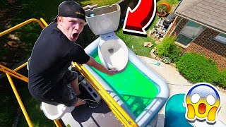 Video DROPPING HEAVY THINGS INTO 10,000 POUNDS OF OOBLECK! MP3, 3GP, MP4, WEBM, AVI, FLV Agustus 2019