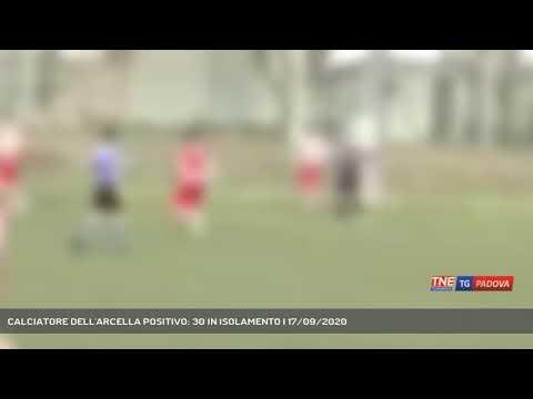 CALCIATORE DELL'ARCELLA POSITIVO: 30 IN ISOLAMENTO | 17/09/2020