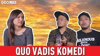 Video Quo Vadis Komedi? (ft. Coki Pardede dan Tretan Muslim) MP3, 3GP, MP4, WEBM, AVI, FLV Desember 2018