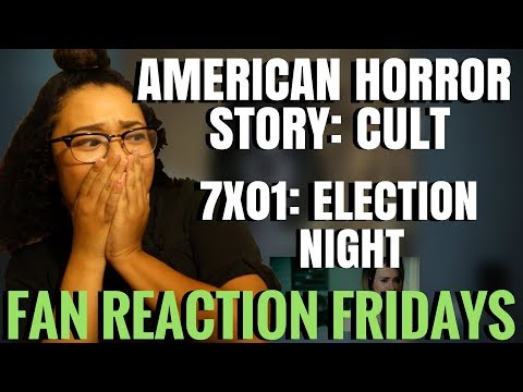 """American Horror Story: Cult Season 7 Episode 1: """"Election Night"""" Reaction & Review 