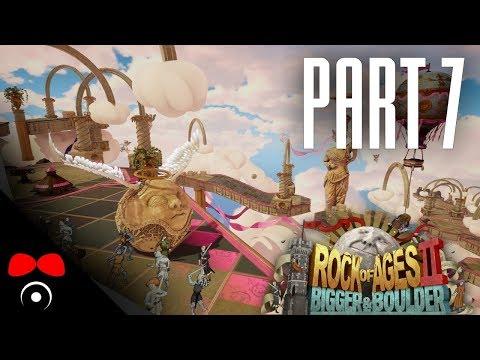PRVNÍ PROHRA! | Rock of Ages 2 #7