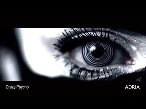 Crazy Psyсho - цветные линзы Adria, видео в линзах