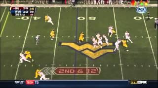 Lane Johnson vs West Virginia (2012)