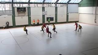 Torcy France  city photo : Coupe de France Torcy Futsal-Rhone Futsal par Canal Coquelicot