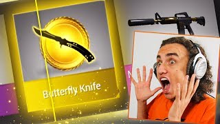 Let's go for 10000 likes! Subscribe for more videos! WORLD'S BEST CS:GO CRATE OPENING EVER! Welcome back Kops!