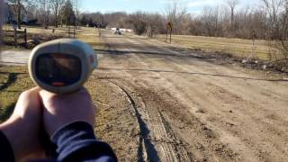 3. Noah's LTR 450 Radar Gun Run