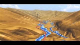 LiDAR-based wet-areas mapping