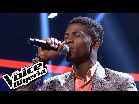 Michael sings 'Iyawo Mi' / Blind Auditions / The Voice Nigeria 2016