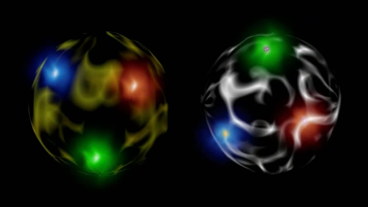 Standardní model částicové fyziky