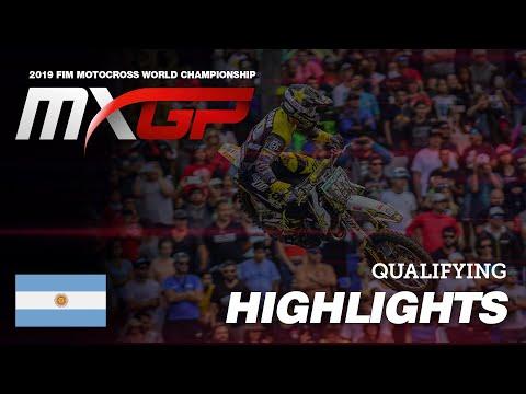 Qualifying Highlights - MXGP of Patagonia Argentina 2019 #Motocross - Thời lượng: 6 phút, 16 giây.