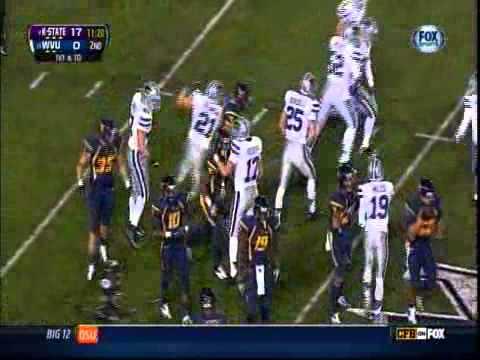 Tavon Austin vs Kansas St. 10/20/2012 video.