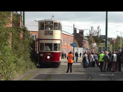 Wirral Bus and Tram Show 2013