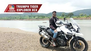 7. Triumph Tiger Explorer XCx l Best Adventure Bike l Awaaz Overdrive
