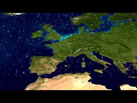 Christmas 2013 Weather Forecast for Europe
