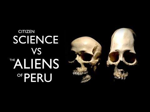 Science VS the Aliens of Peru! Episode 1