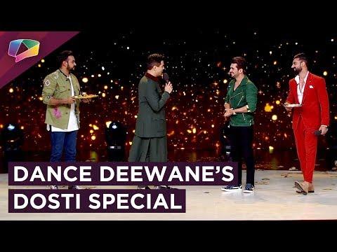 Dance Deewane's Dosti Special With Karan, Janhav