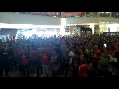 Event UNITED ARMY INDONESIA LIVE SCREENING LFC VS MUFC 14/10/2017