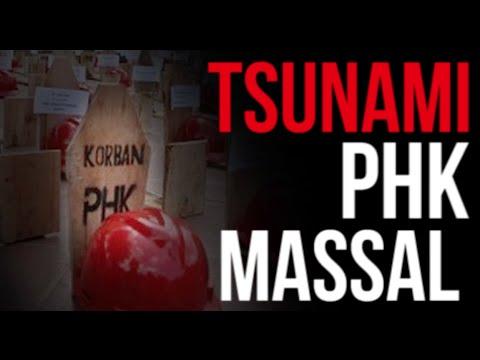 Tsunami PHK Massal