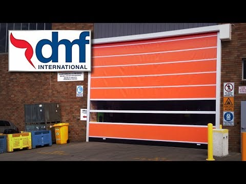 DMF International RL3000 rapid roll doors