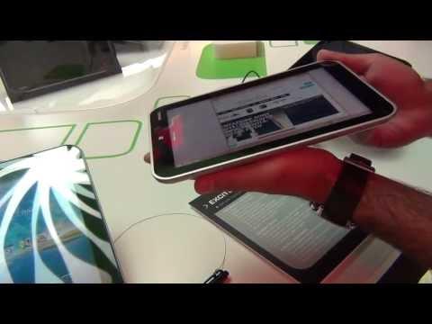Toshiba Encore tablet 8 pollici windows 8 video ANTEPRIMA by HDblog
