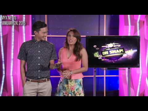 VJ - VJ Nikki finally breaks her silence on the guy in her much talked-about Instagram photo after VJ Chino brings it up during the