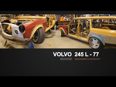 Bild: Mannes Volvo 245 L - 77