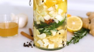Fire Cider Tonic- Healthy Appetite with Shira Bocar by Everyday Food