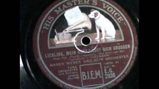 Download Lagu Liebling, mein Herz lässt Dich grüssen. Marek Weber und sein Orchester. Berlin 1930 Mp3