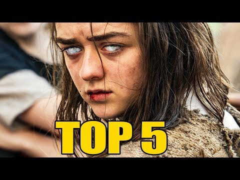 5 Choses que vous ne saviez pas sur ARYA STARK de GAME OF THRONES