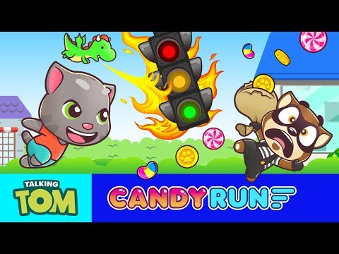 Video 🍭 What the fudge?! 🍭 Talking Tom Candy Run  🍭 NEW GAME Teaser download in MP3, 3GP, MP4, WEBM, AVI, FLV January 2017