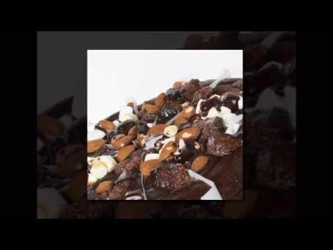 Rocky Road Cake - Brownie Cake - Brownie Birthday Cake - Birthday Cake Delivery