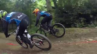Cycling at Lees-McRae Mountain Bike Race