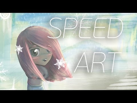 DIANA NAIKOVA SPEED ART(ノ*゚▽゚*)