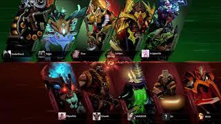 Galaxy Battles || Double Dimension vs Team Empire || map 2 || bo3 || @DD @Zais
